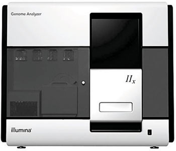 Image: The Genome Analyzer IIx (Photo courtesy of Illumina).