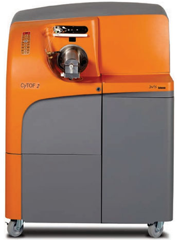 Image: The CyTOF Mass Cytometer for High-Dimensional Single Cell Analysis (Photo courtesy of the University of Virginia).