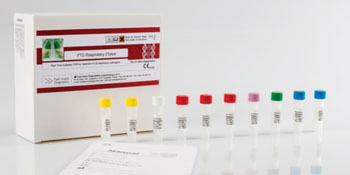 Image: The Diagnostics Respiratory Pathogens 21 PLUS (FTDRP) multiplex real-time reverse transcriptase polymerase chain reaction (RT-PCR) assay kit (Photo courtesy of Fast-track Diagnostics).