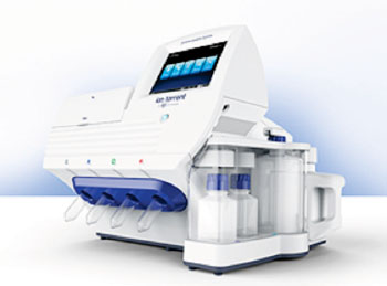 Image: The Ion Torrent Personal Genome Machine (Photo courtesy of Life Technologies).
