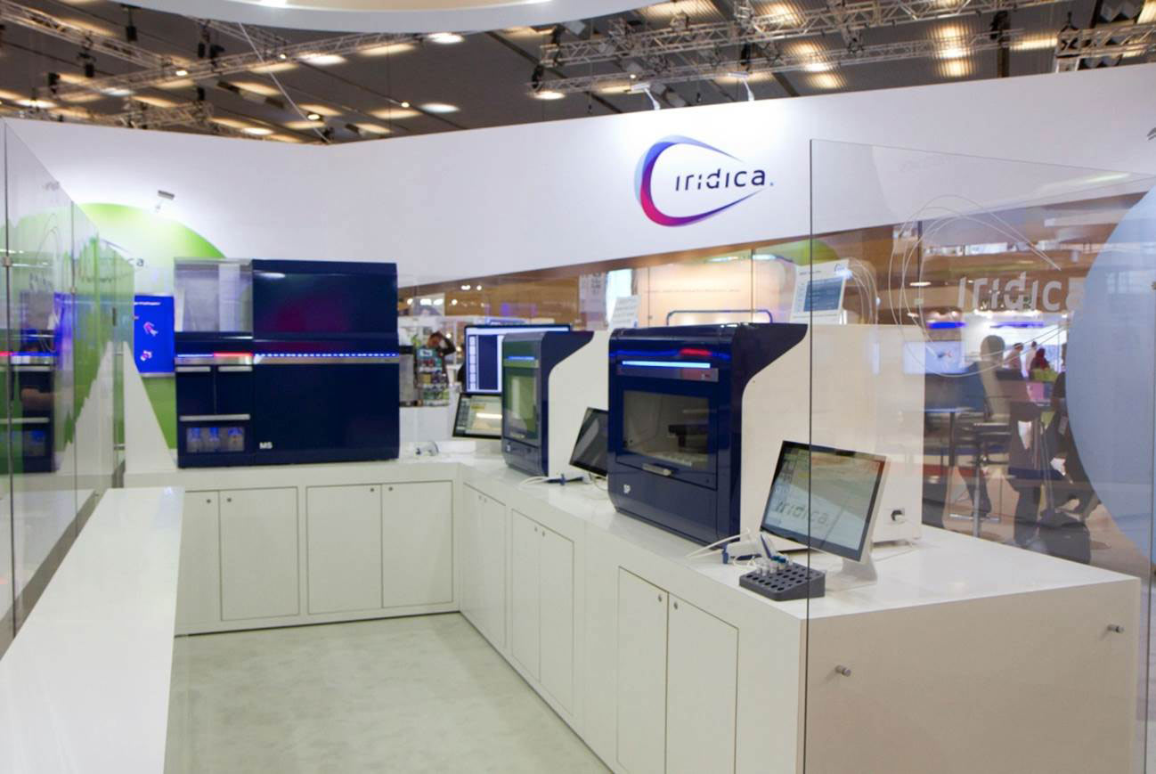 Image:  Abbott's novel testing platform, IRIDICA, can offer a better and faster way to detect and identify infectious disease pathogens that cause serious infections. IRIDICA is now available in Europe and other CE-Mark recognized countries (Photo courtesy of Abbott).