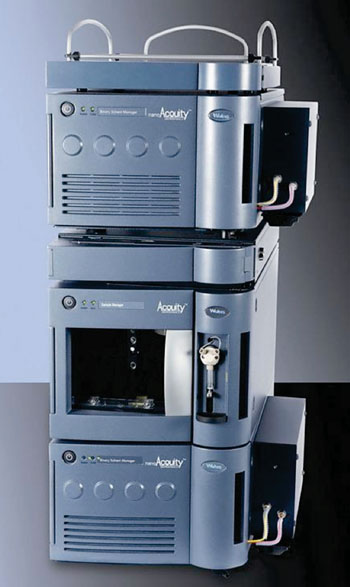 Image: The nanoACQUITY Ultra Performance Liquid Chromatography (UPLC) System (Photo courtesy of Waters).