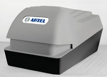 "Image: Under a new partnership for liquid handling measurement automation, Artel will provide STRATEC's innovative ""Tholos"" technology, which measures liquid and solid contents of 96- and 384-well microplates, under the name Artel ""SDS"" - Sample Detection System (Photo courtesy of Artel)."