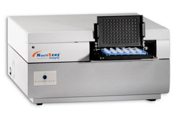 Image: The NucliSENS Easy Q Real-time Rapid Nucleic Acid Sequence Based Amplification Platform (Photo courtesy of BioMérieux).