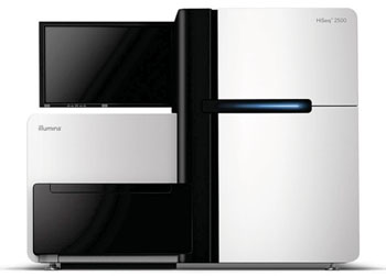 Image: The HiSeq 2500 ultra-high-throughput sequencing system (Photo courtesy of Illumina).