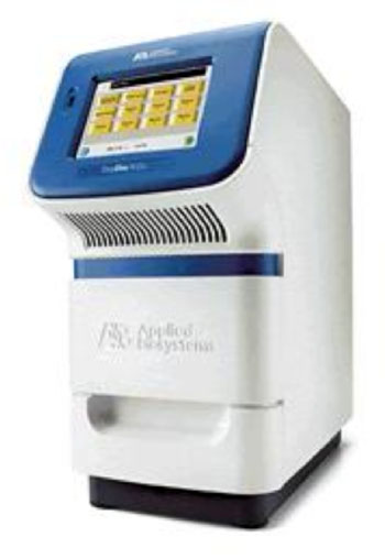 Image: StepOnePlus Real-Time Polymerase Chain Reaction (PCR) System (Photo courtesy of Applied Biosystems).
