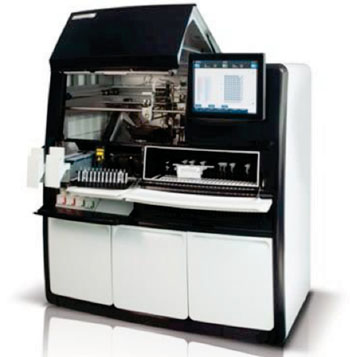 Image: The LIAISON XL Analyzer used for the DiaSorin LIAISON XL 1,25 Dihydroxyvitamin D  in vitro chemiluminescent immunoassay (Photo courtesy of  Diasorin).