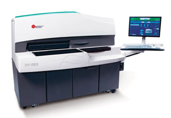 Image: The new sample-to-answer, automated DxN VERIS Molecular Diagnostics System can revolutionize molecular diagnostics workflow efficiency and sample turn-around times, helping physicians make clinical decisions earlier to improve patient care (Photo courtesy of Beckman Coulter).