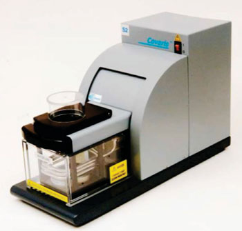 Image: The Covaris S2 Ultrasonicator for shearing DNA (Photo courtesy of Covaris).