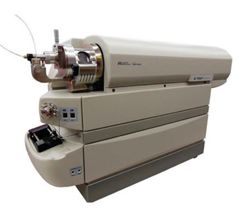 Image: The QTRAP 2000 liquid chromatography-mass spectrometry (LCMS) instrument (Photo courtesy of AB Sciex).