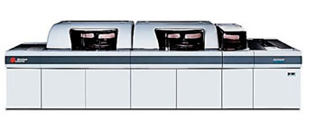 Image: The AU5400 automated chemistry analyzer (Photo courtesy of Beckman Coulter).