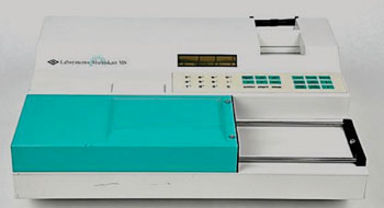 Image: The Labsystem Multiskan MS plate reader (Photo courtesy of Artisan Technology).