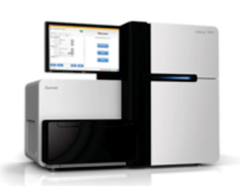 Image: The HiSeq 2500 advanced sequencing platform (Photo courtesy of Illumina, Inc.).