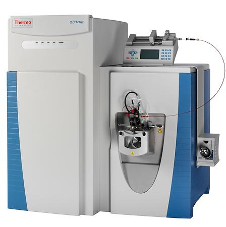 Image: The Q Exactive Hybrid Quadrupole-Orbitrap Mass Spectrometer (Photo courtesy of Thermo Scientific).