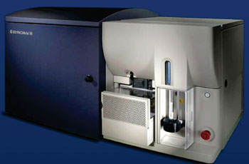 Image: The FACSAria III cell sorter instrument (Photo courtesy of BD Biosciences).