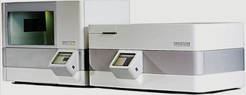Image: The fully automated nCounter analysis system (Photo courtesy of NanoString Technologies).