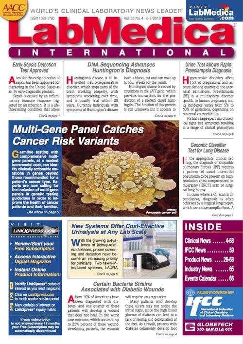Latest Issue - Labmedica com